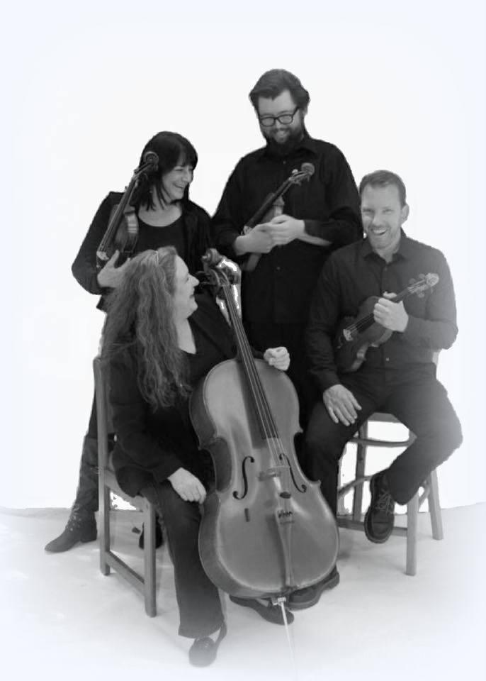 Kadima String Quartet – Kadima Conservatory