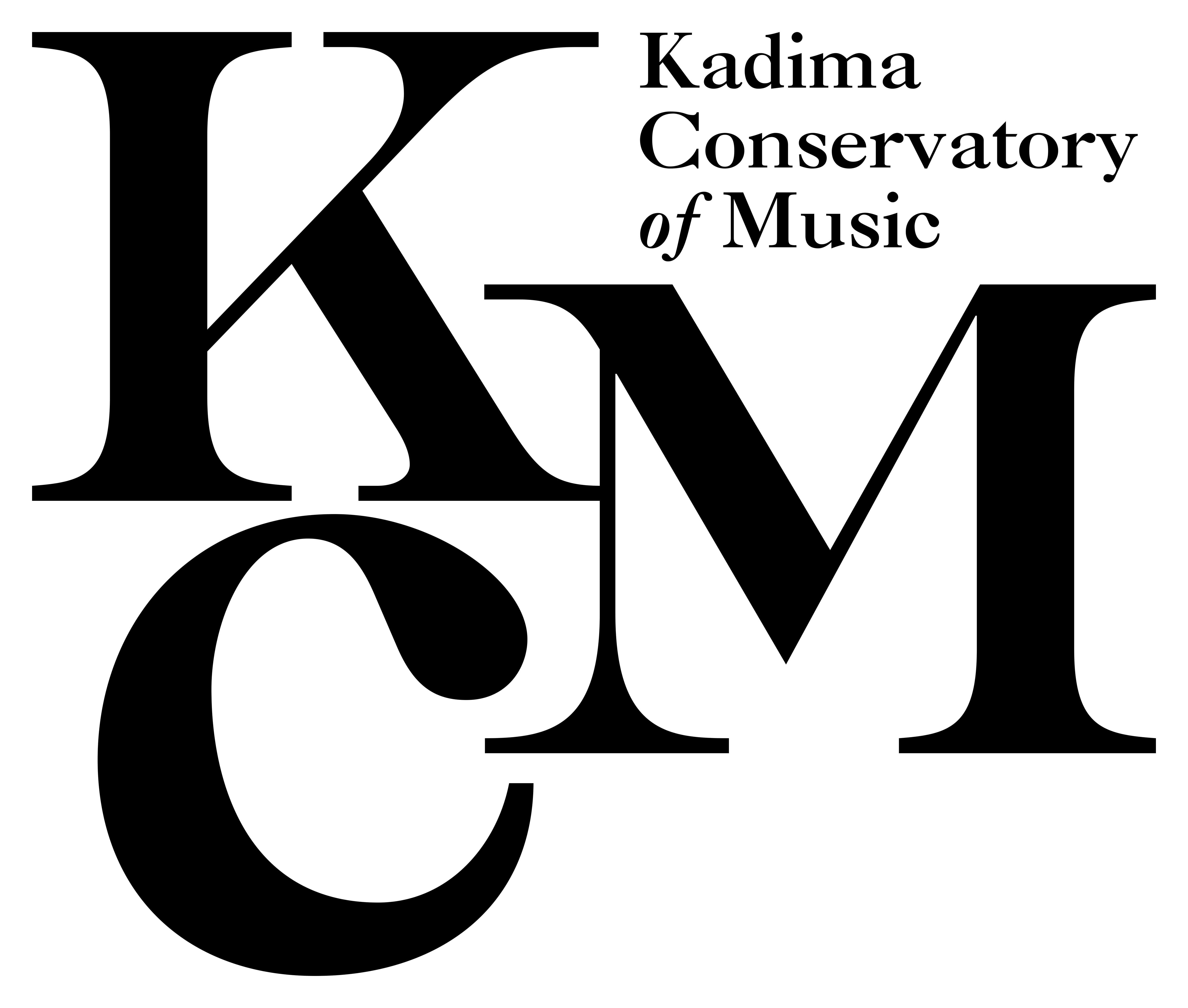 Kadima Conservatory Logo
